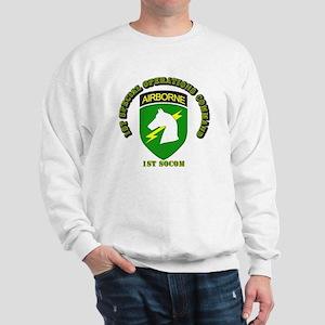 SOF - 1st SOCOM Sweatshirt