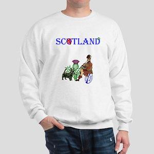 Scottish Rugby Sweatshirt