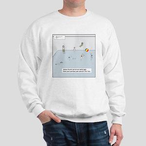 pool party tile Sweatshirt