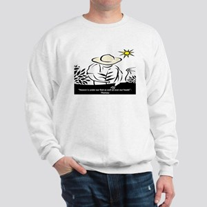 Heaven - Thoreau Sweatshirt