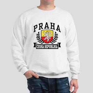 Praha Ceska Republika Sweatshirt