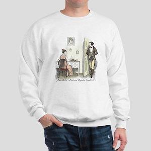Pride & Prejudice Ch 32 Sweatshirt