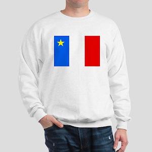 Acadia Flag Sweatshirt