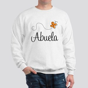 Abuela Butterfly Sweatshirt