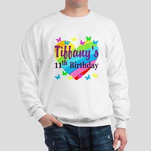 PERSONALIZED 11TH Sweatshirt