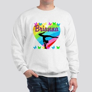 PERSONALIZE GYMNAST Sweatshirt