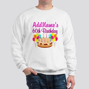 AMAZING 60TH Sweatshirt