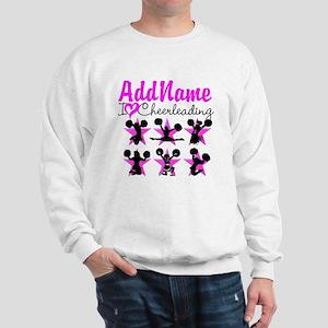 CHEERLEADER 4EVER Sweatshirt