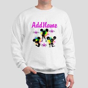 CHEERING GIRL Sweatshirt