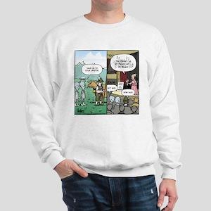 Take us to your Lieder Sweatshirt