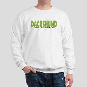 Dachshund ADVENTURE Sweatshirt