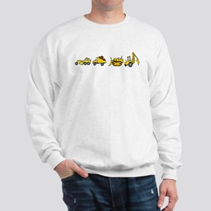 Trucks! Sweatshirt