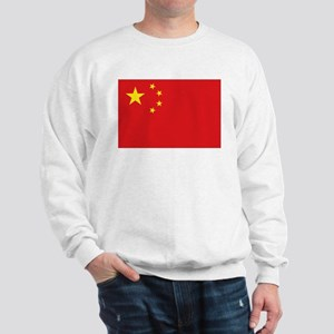 China National flag Sweatshirt