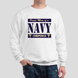 Corpsman Mom Sweatshirt