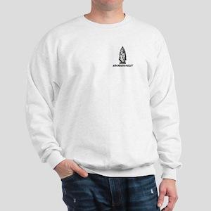 "Archaeologist ""Point"" Sweatshirt"