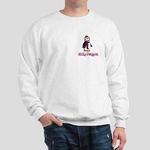 Chilly Penguin Sweatshirt