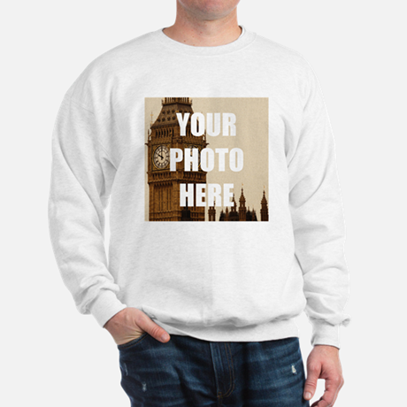 Photo Personalize Sweatshirt