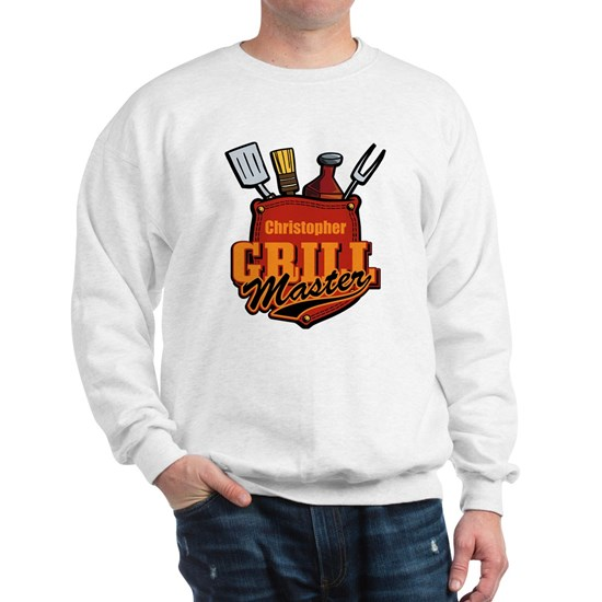 Pocket Grill Master Personalized