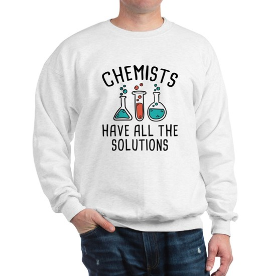 Chemists Have All The Solutions