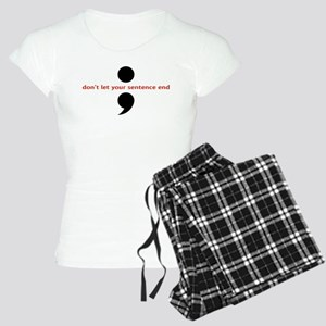 Semicolon Women's Light Pajamas