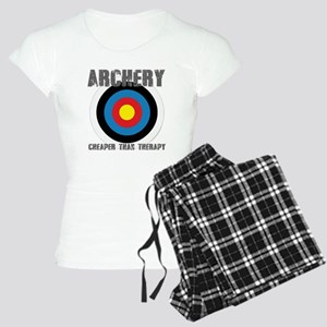 Archery, Cheaper Than Therapy Pajamas