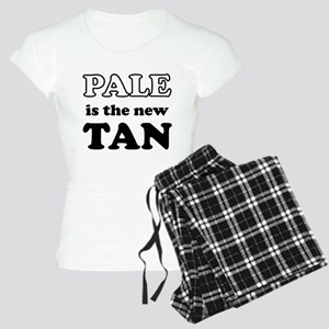 Pale is the new Tan Women's Light Pajamas
