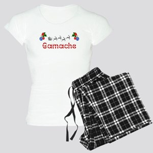 Gamache, Christmas Women's Light Pajamas