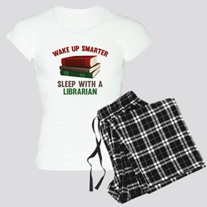 Wake Up Smarter Sleep With A Librarian Women's Lig