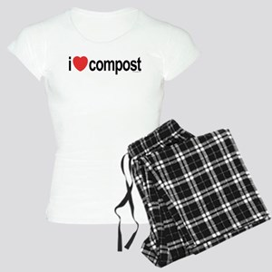I Love Compost Women's Light Pajamas