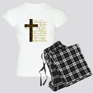 Plan of God Jeremiah 29:11 Women's Light Pajamas