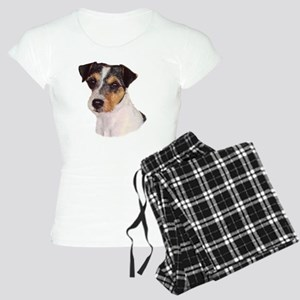 JACK RUSSELL oval Women's Light Pajamas