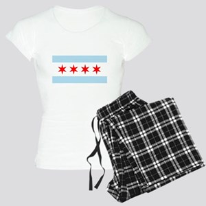 Chicago Flag Pajamas