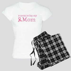Breast Cancer Mom Women's Light Pajamas