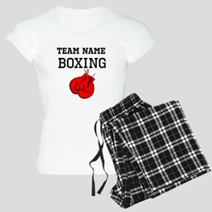 (Team Name) Boxing pajamas