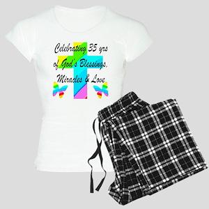 3a136ed02 35th Birthday. CHRISTIAN 35 YR OLD Women's Light Pajamas
