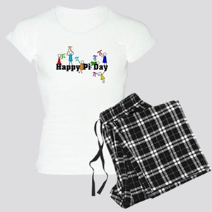 Pi Day Stick People Pajamas