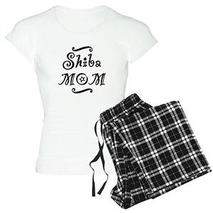 00abfa2740 Shiba Inu Pajamas - CafePress