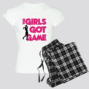 GOT GAME, B-BALL Women's Light Pajamas