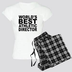 Worlds Best Athletic Director Pajamas