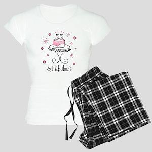 Fabulous 55 Women's Light Pajamas