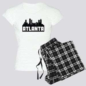 Atlanta Georgia Skyline Pajamas