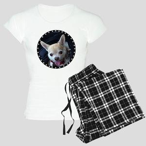 Personalized Paw Print Women's Light Pajamas
