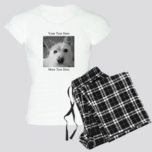 Your Text and Your Photo Here Pajamas