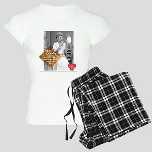 I Love Lucy Beauty Women's Light Pajamas