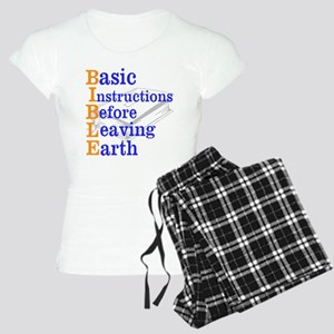 BIBLE Women's Light Pajamas