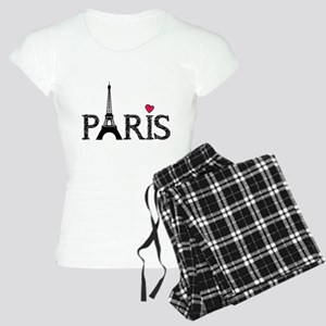 Paris Women's Light Pajamas
