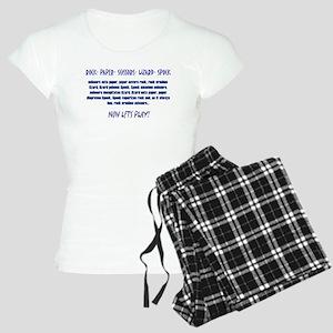 Big Bang Lets Play! Women's Light Pajamas