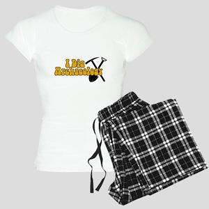 Archaeology Women's Light Pajamas