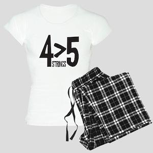 4 strings Pajamas