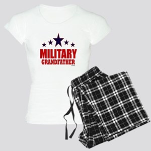 Military Grandfather Women's Light Pajamas